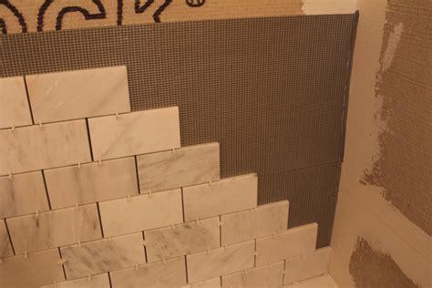 Bondera Tile Mat by Tile Installation With Bondera Armchair Builder