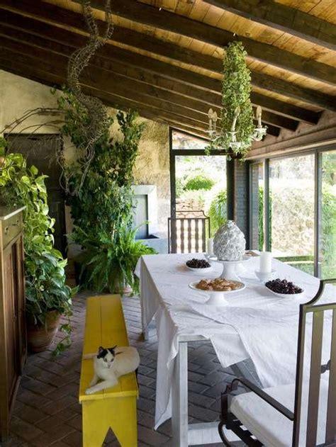 come arredare una veranda come arredare la veranda in stile provenzale foto