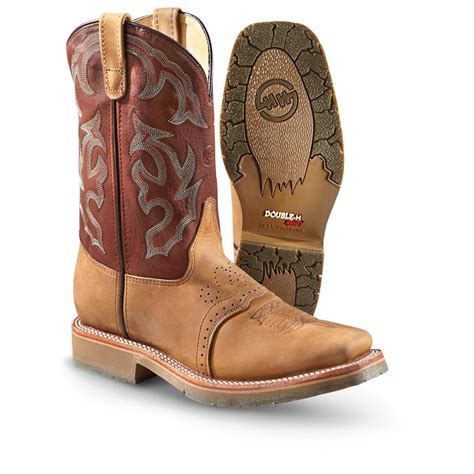 h and h boots s h boots 174 wildcat western work boots