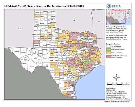 texas flood map texas severe storms tornadoes line winds and flooding dr 4223 fema gov