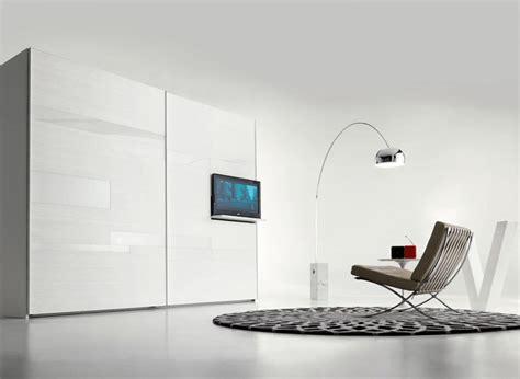 armadio con televisore incorporato prezzi armadio con porta televisore lcd incorporato 100 made