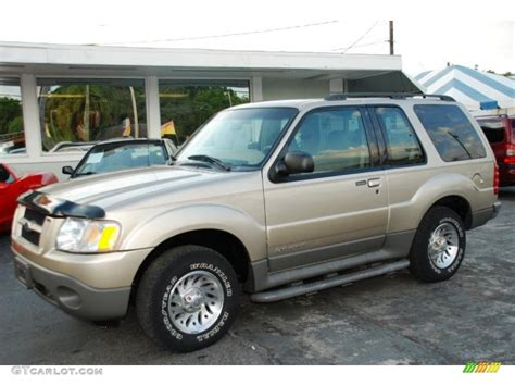how to sell used cars 2001 ford explorer auto manual 2001 harvest gold metallic ford explorer sport 38795133 gtcarlot com car color galleries