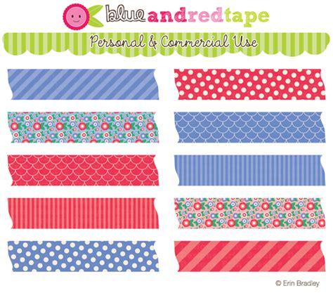 washi tape designs erin bradley designs new flower bunting washi tape graphics