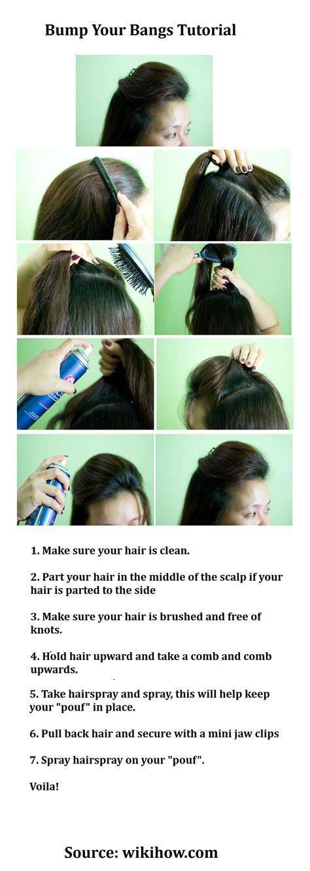 hair front bump tutorials hair front bump tutorials hair front bump tutorials hair