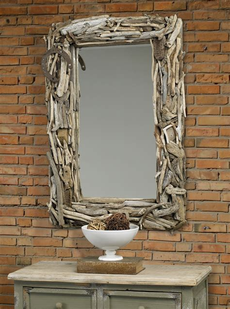 ls plus wall mirrors malibu driftwood mirror for sale cottage bungalow