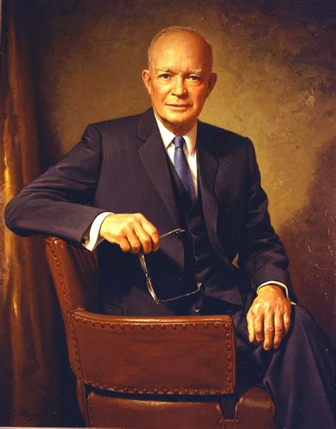 eisenhower becoming the leader of the free world books eisenhower quotes quotesgram