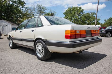 Audi 200 20v Quattro by 1991 Audi 200 20v Quattro German Cars For Sale Blog