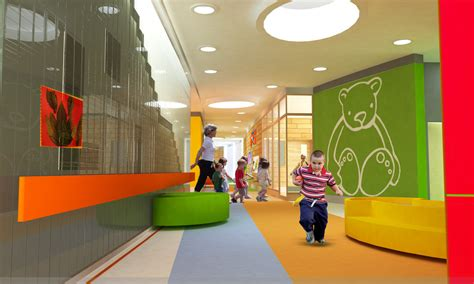 preschool children as a user group design considerations municipal kindergarten krzysztof zalewski archinect