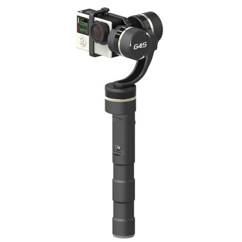 Feiyu Tech Fy G4s 3 Axis Handheld Steady Gimbal For Gopro 1 feiyu tech fy g4s 3 axis handheld steady gimbal for gopro black jakartanotebook