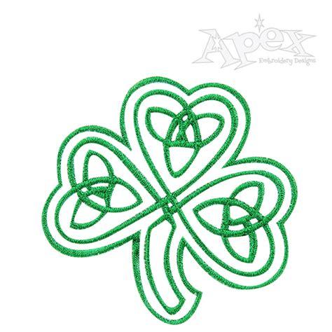 embroidery design websites celtic shamrock designs www pixshark com images