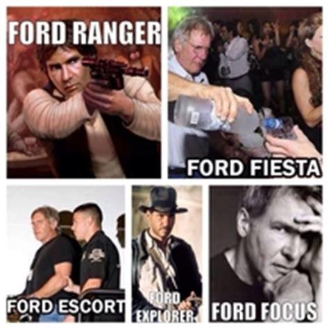 Harrison Ford Meme - harrison ford ranger meme guy