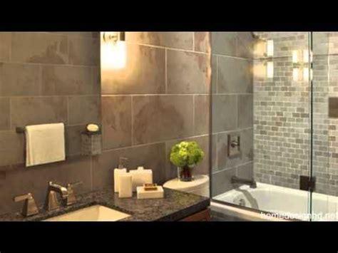 Bath Ideas For Small Bathrooms 25 glass shower doors for a truly modern bath youtube