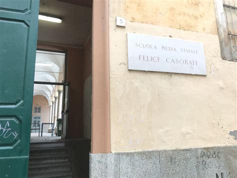 Casorati Pavia pavia spaccio fuori dalla media casorati allarme