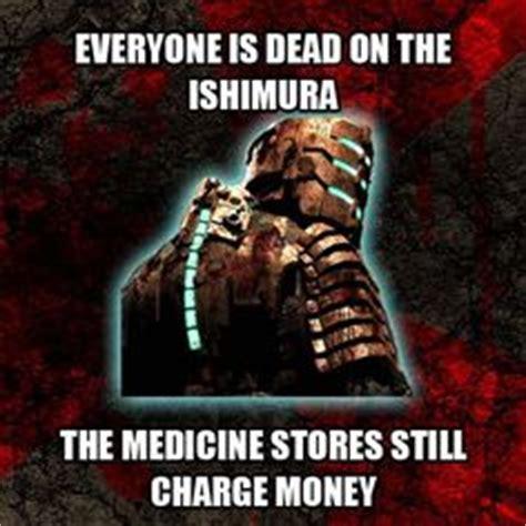 Dead Space Meme - crenomorphs fan art from dead space necromorph meme by