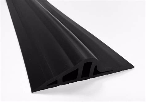 Rubber Floor Seals For Garage Doors by 30mm Black Rubber Floor Seal Ja Seals