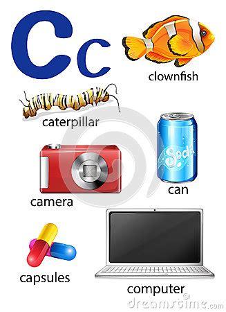 imagenes que empiecen con la letra c en ingles cosas que comienzan con la letra c ilustraci 243 n del vector