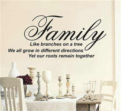 decorating a tree sayings family quotes wall quotesgram