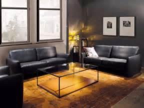 canap 233 3 places en cuir prado by canap 233 s duvivier design