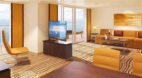 deluxe suite aida aidaprima kabinen und suiten bilder