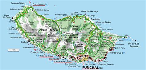 0004488997 carte touristique madeira en carte g 233 ographique et touristique de mad 232 re funchal