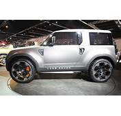 2018 Land Rover Defender HD  United Cars