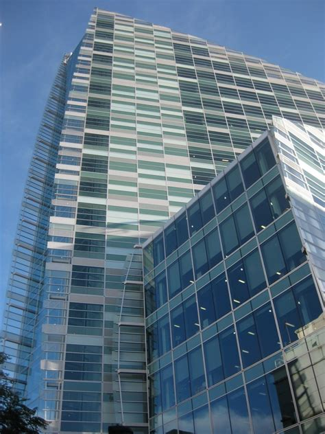 crown place moorgate tower building  architect