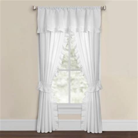Curtain Impressive White Ruffle Curtains 785876223240g White Ruffled Curtains For Nursery