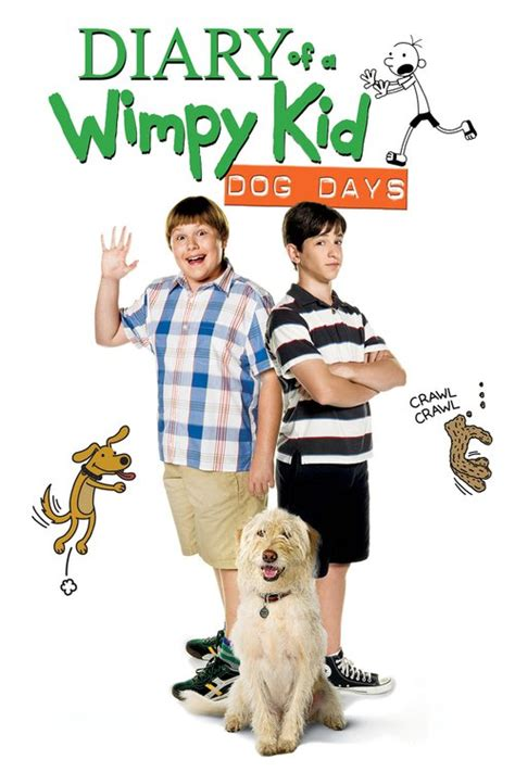 diary of a wimpy kid dog days 2012 filmaffinity diary of a wimpy kid dog days 2012 the movie database tmdb