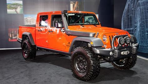 jeep wrangler pickup wagoneer truck unlimited