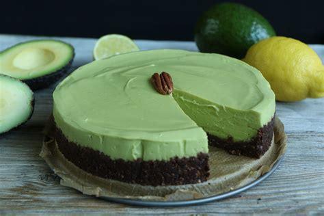 avocado cake avocado cheesecake vegan no bake mrs flury gesund