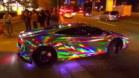 Japanese Lamborghini This Is What Happens When Japanese Yakuza Decide To