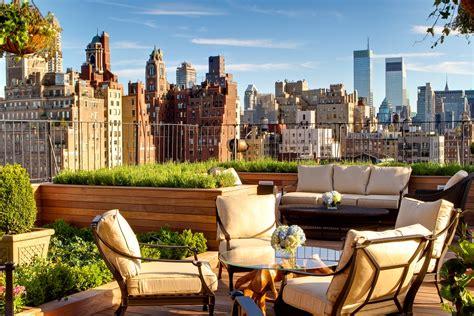the surrey rooftop garden new york nyc pinterest