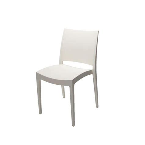 White premium plastic chair chair hire co
