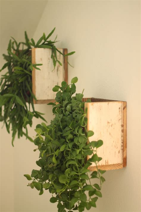 Horizontal Planter Box by Salvage Style Guest Room It S A Wrap