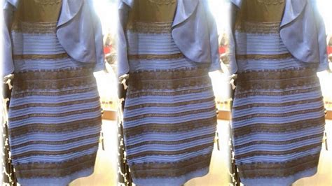 what color is this dress black and blue or white and gold