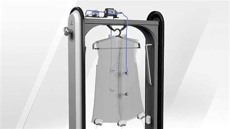 clothes design machine swash household gadget freshens and dewrinkles clothes