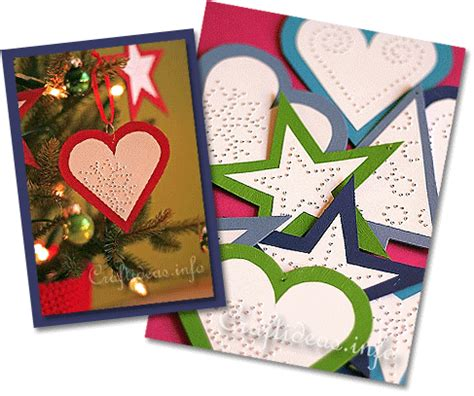 printable paper christmas decorations paper christmas ornaments easy to make christmas decorations