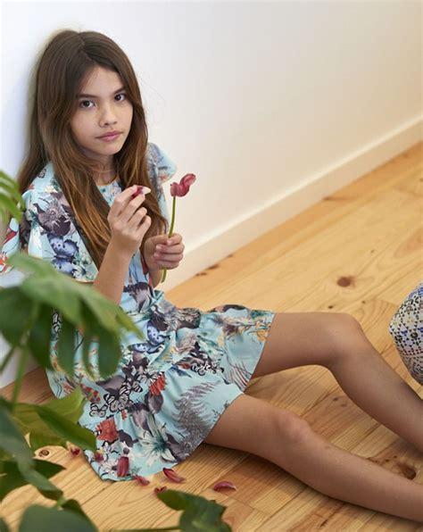 preteen legs descubre moodblue moda para ni 241 a ss17 preciosos vestidos