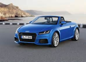 Audi Dt 2015 Audi Tt Roadster Photo Gallery Autoblog