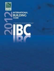 International building code ibc