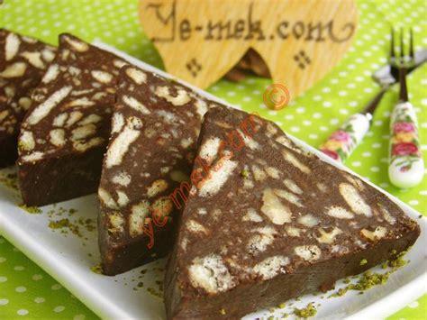tatlilar yapl resimli ve pratik nefis yemek tarifleri biscuits mosaic cake recipe recipes from turkish