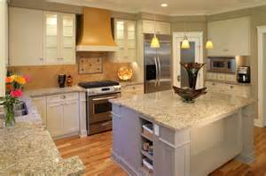 Spectacular white kitchens with honey and light wood floors pictures