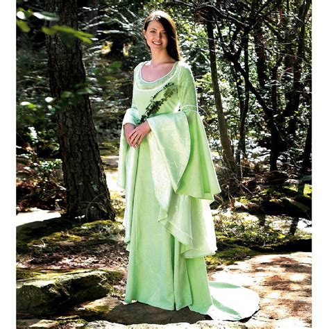 arwen s elven wedding dress lord of the rings