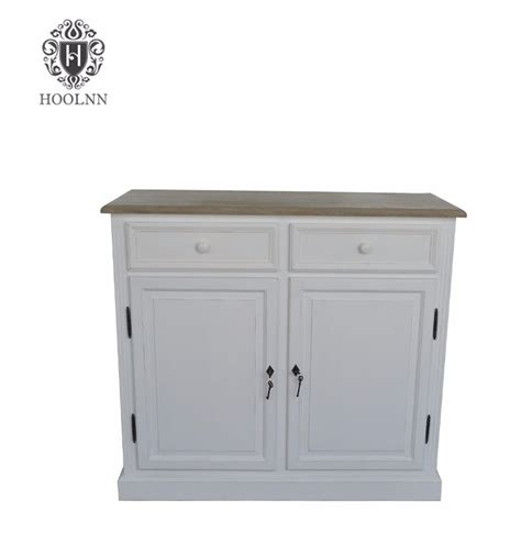 white lacquer buffet cabinet hl906 2 country buffet kitchen white lacquer washed oak