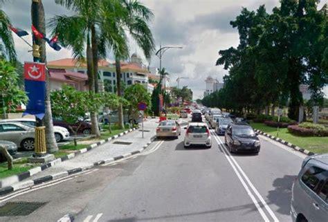 new year road closure malaysia major road closures in johor bahru for royal wedding