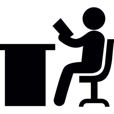 imagenes png oficina persona leyendo en la oficina iconos gratis de personas