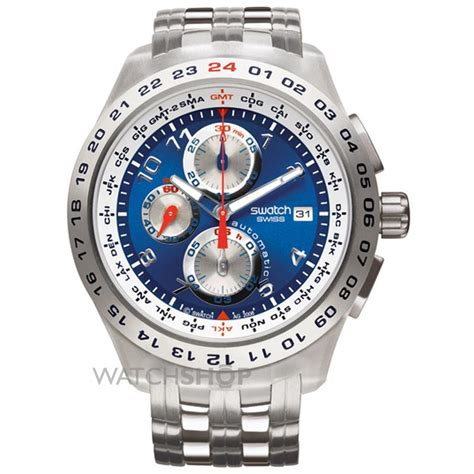 Swatch Automatic swatch s blunge automatic chronograph chronograph swatch and automatic