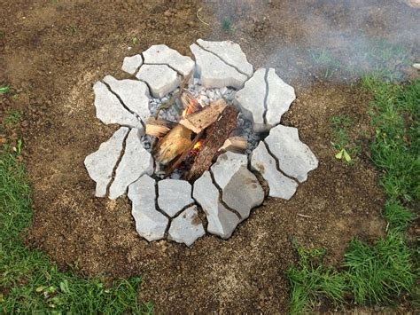How To Build A Firepit In The Ground In Ground Pits How To Build A Creative