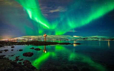 fjord queen tromso northern lights in norway the best time to visit