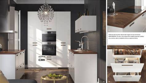 ikea encimera cocina cocina 187 cocinas ikea blancas las mejores ideas e